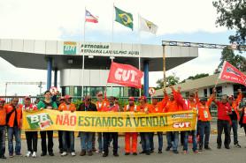 Fim da greve na RLAM - 05/07/2017