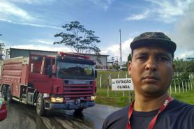 Incendio estação Olinda (05/01/2017)