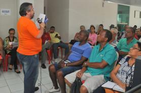 Reunião aposentados no Sindipetro 22/11/2016