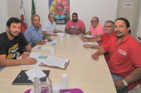 Eleição comissão eleitoral