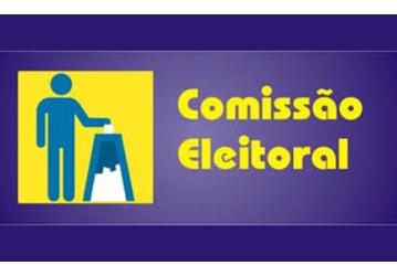 Informe da Comissão Eleitoral