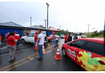 Categoria unida e greve forte na RLAM e no país