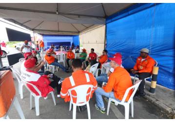 RLAM – no 2º dia de greve e após exigência do Sindipetro, GG libera 23 petroleiros