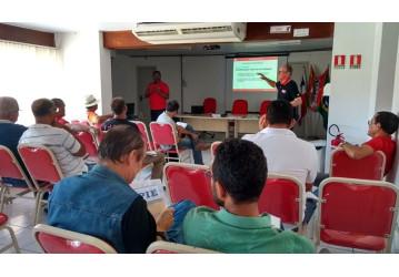 Curso sobre certificação de SPIE no Sindipetro