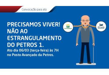 Equacionamento - Sindipetro Bahia convoca protesto para terça (6). Processo está em análise pela justiça – confira vídeo