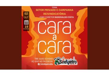 Sindipetro Bahia – Cara a Cara com a categoria