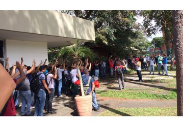 Bahia – petroleiros confirmam em assembleias que estão prontos para a greve