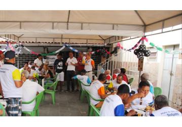 Seis duplas se classificam para a final do II Torneio de Dominó do Sindipetro Bahia