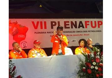 Plenafup destaca protagonismo dos petroleiros na defesa da soberania e por Lula Livre