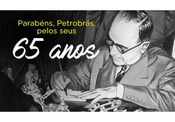 """Categoria petroleira resgata a campanha """"O Petróleo é Nosso"""" no aniversário de 65 anos da Petrobrás"""