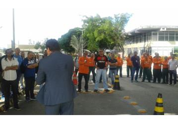 Sindipetro realiza setoriais sobre ação da RMNR