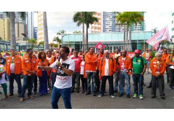 Ato no EDIBA dá inicio ao segundo dia do XVII CONFUP – confira o vídeo