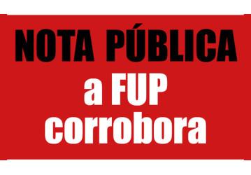 NOTA PÚBLICA repudia veemente a condenação política e sem provas do ex-presidente da Petrobrás, Gabrielli