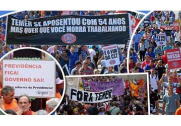 Datafolha aponta que para 73% dos brasileiros, Temer é corrupto