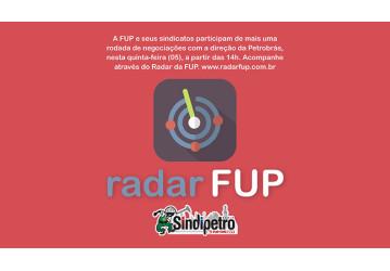 ACT: FUP reunida com a Petrobras, acompanhe ao vivo