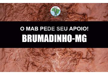 MAB lança campanha de arrecadação em apoio à população atingida em Brumadinho-MG
