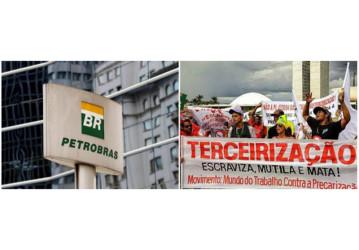 Terceirização mata mais dois trabalhadores na Petrobrás