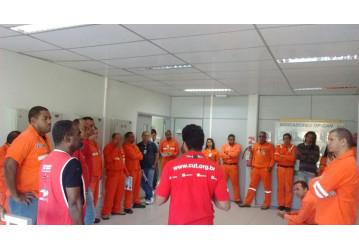 Sindipetro dá inicio a setoriais na base