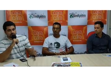 Programa Cara a Cara de segunda, 04/12, alcançou quase cinco mil pessoas na fanpage do Sindipetro Bahia