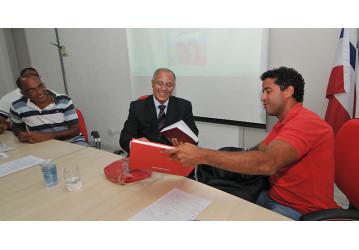 Sindipetro Bahia faz parceria com o TRT5