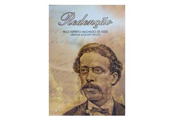 Aposentado da Petrobrás escreve livro psicografado guiado pelo espírito de Machado de Assis