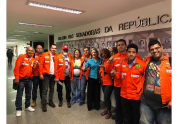 Brigada petroleira de volta ao Senado para barrar entrega da Cessão Onerosa
