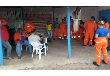 Perbrás – Por avanço no ACT, sondas são paralisadas na Bahia e Espírito Santo