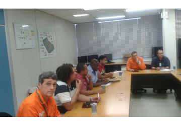 Sindipetro e Fafen se reúnem para discutir problemas que afetam os trabalhadores