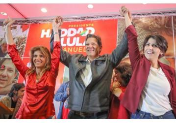 Haddad no 2º turno é a defesa da democracia contra a barbárie