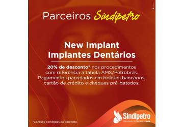 Sindipetro fecha convênio com clínica dentária