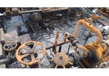 Estação Olinda - Sindipetro pede ao MPT e SRTE que façam inspeção e investiguem causas do incêndio