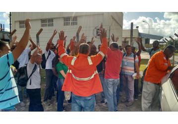 Alimentação - trabalhadores das UTE'S Arempebe e BA 1 aprovam direito igual ao da UTE Muricy