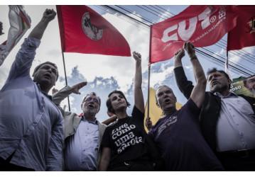 Curitiba: centro da resistência democrática