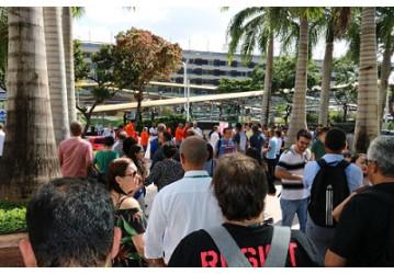 Trabalhador concursado da Petrobras é demitido sem justa causa – Sindipetro faz ato e exige readmissão de funcionário