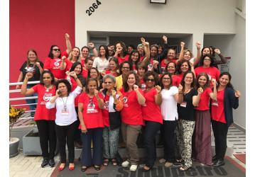 Mulheres petroleiras discutem condição social e violência contra a mulher