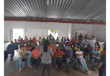 Diretoria do Sindipetro se reúne com trabalhadores nesta segunda (11), em Catu