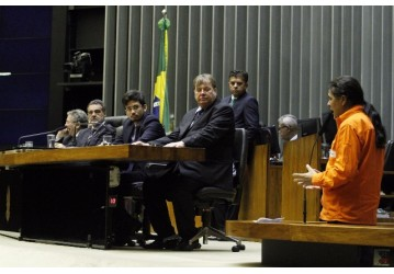 Sindipetro Bahia cobra responsabilidade social da Petrobrás em audiência pública, na Câmara dos Deputados