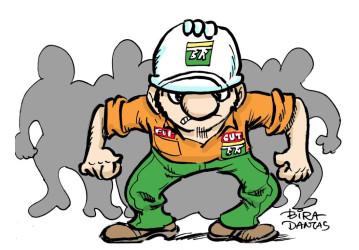 Em mais uma ação antissindical, Petrobrás pune trabalhadores grevistas