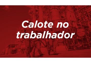 Modelo de contratação da Petrobrás prejudica trabalhadores e aprofunda a precarização do trabalho