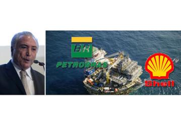 Petrobras faz acordo com Shell e começa a entregar tecnologia do pré-sal