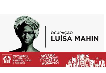 """Lançamento do livro """"Ocupação Luisa Mahin"""" tem feijoada e música"""