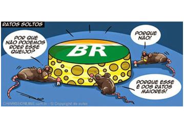 Parente entrega Petrobrás à empresas envolvidas em corrupção