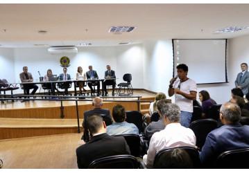 Sindipetro participa de audiência conjunta que tratou sonegação fiscal e fraudes nas aposentadorias especiais