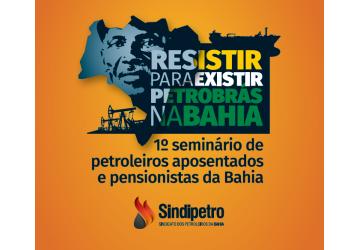 Inscrições abertas para o Seminário de Aposentados e Pensionistas da Bahia