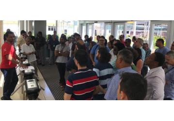 Petroleiros da Bahia rejeitam proposta de regramento da PLR