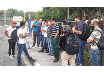 Trabalhadores aprovam proposta da Termobahia