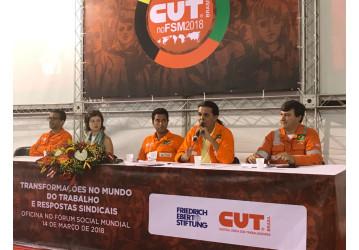 FSM – É preciso reagir contra o desmonte do Sistema Petrobrás e garantir o desenvolvimento do país