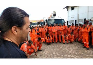 Perbrás – Trabalhadores do Rio Grande do Norte querem  avanço nas negociações