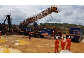BRASERV – Sindipetro Bahia acompanha perícia na sonda onde morreu plataformista