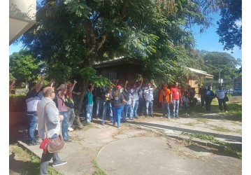 Rlam – 100% dos petroleiros da Bahia aprovam greve por tempo indeterminado